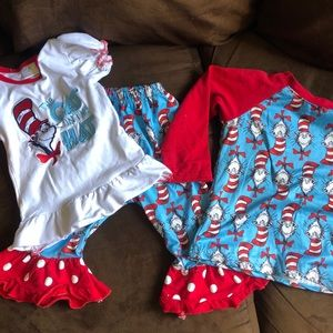 Cat in the hat outfit